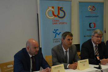 Co se dělo, když zasedal lednový výkonný  výbor České unie sportu