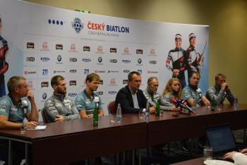 Českému biatlonu začíná hlavní sezóna
