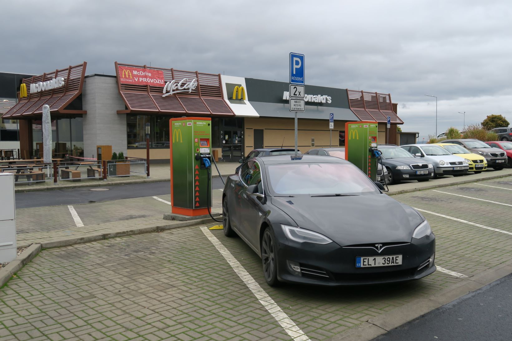 V Ústeckém kraji vzrostly odběry pro elektromobily o 52 procent